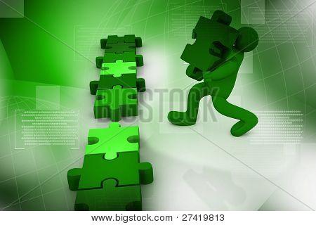 puzzles connect