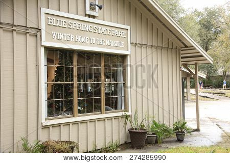 Gift Shop At Blue Springs State Park