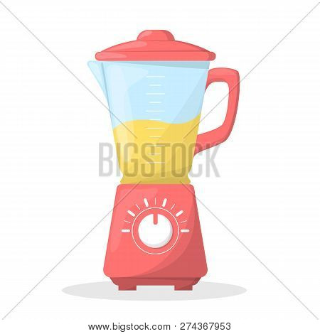 Blender Or Mixer Kitchen Tool For Cooking