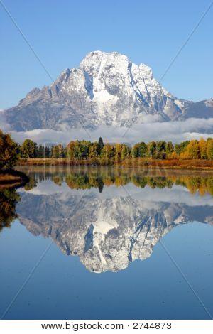 Grand Tetons Mountian Range