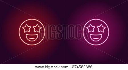 Neon Illustration Vector & Photo (Free Trial) | Bigstock