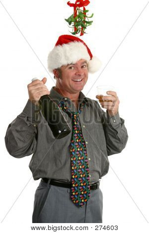Christmas Party Guy