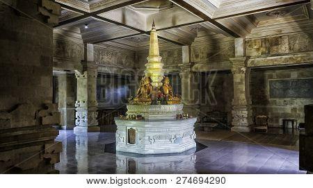 Temple Brahma Vihara Arama , In  Bali, Indonesia