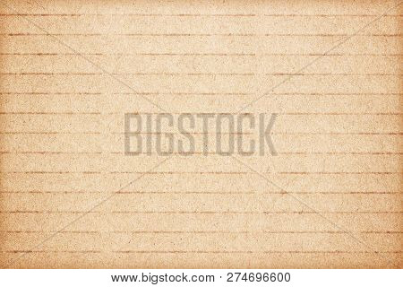 Cardboard Or Brown Paper Texture Background; Paper, Brown, Texture, Background, Cardboard, Old, Blan