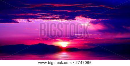 Sky Reflection 4