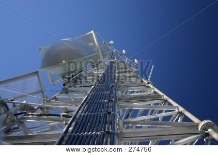 Telecommunications Tower 06