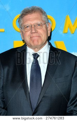 LOS ANGELES - DEC 10:  Robert Zemeckis at the