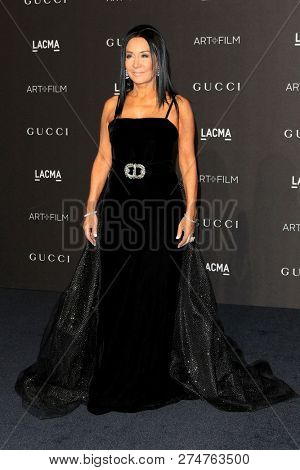 LOS ANGELES - NOV 3:  NJ Goldsto at the 2018 LACMA: Art and Film Gala at the Los Angeles County Musem of Art on November 3, 2018 in Los Angeles, CA