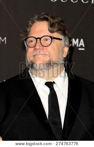 LOS ANGELES - NOV 3:  Guillermo Del Toro at the 2018 LACMA: Art and Film Gala at the Los Angeles County Musem of Art on November 3, 2018 in Los Angeles, CA