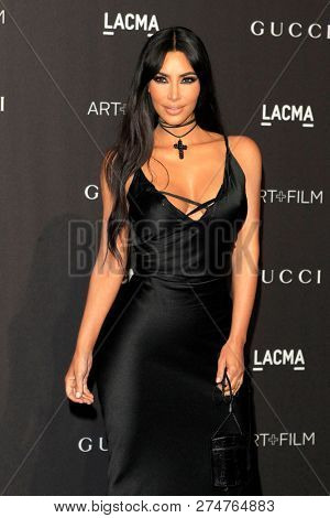 LOS ANGELES - NOV 3:  Kim Kardashian at the 2018 LACMA: Art and Film Gala at the Los Angeles County Musem of Art on November 3, 2018 in Los Angeles, CA