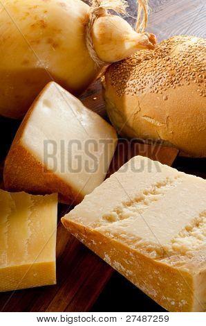 mix italian cheese