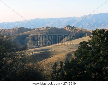 Berghänge