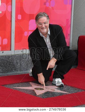 LOS ANGELES - FEB 14:  Matt Groening at the Matt Groening Star Ceremony on the Hollywood Walk of Fame on February 14, 2012 in Los Angeles, CA