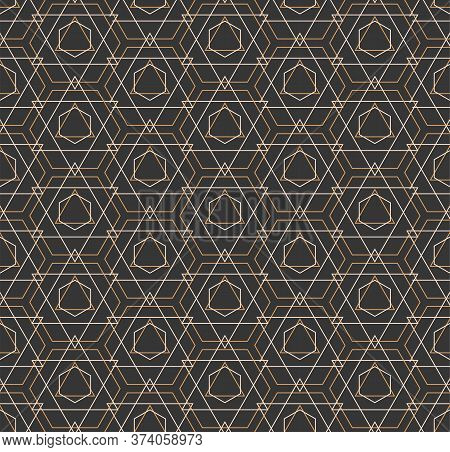 Repetitive Simple Vector Diagonal, Design Texture. Seamless Fabric Graphic Symmetrical Tile Pattern.