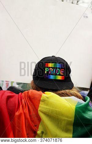 Rainbow Colors Surface Bracelet, Lgbtq Bracelet Day Lgbtq
