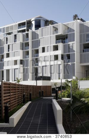 Apartment Building In Sydney, Australia