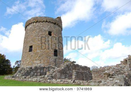 Orchardton Tower