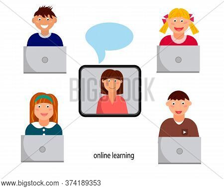 Online Education For Children, Distance Education, Training And Courses, Education, Video Tutorials