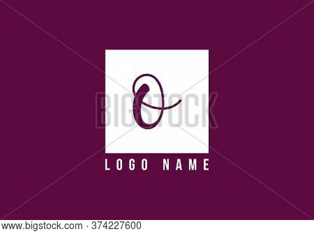 Premium Letter O Logo Elegant Corporate Identity.typography Modern Style Font For Logo, Poster, Invi