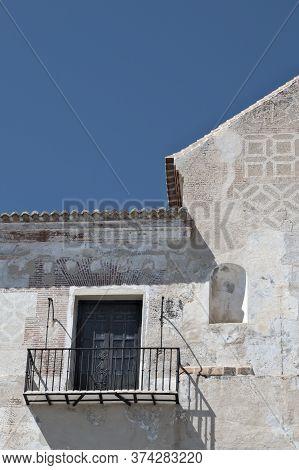 The Beautiful, Spanish Village Of Frigiliana, In Andalusia, Costa Del Sol.view Of The El Ingenio Bui