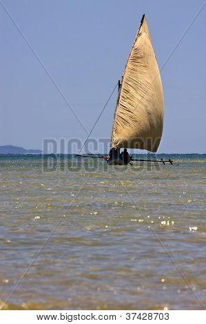 Sailing In Madagascar