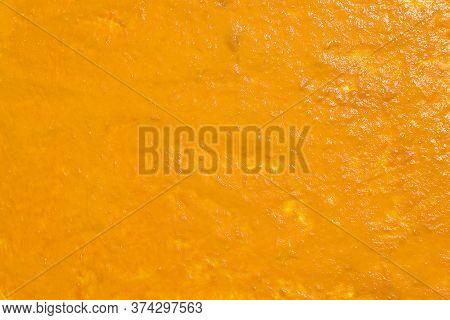 Mango Stir On Background,food Preservation,preserving By Sunlight