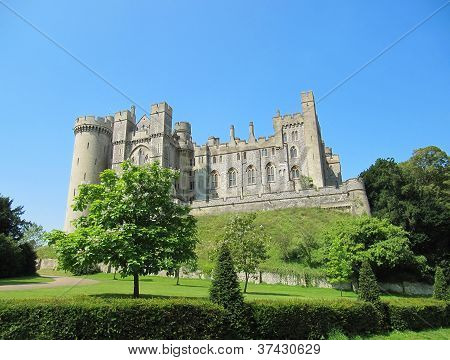 Arundel Castle View
