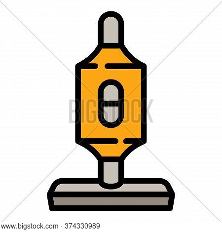 Industrial Vacuum Cleaner Icon. Outline Industrial Vacuum Cleaner Vector Icon For Web Design Isolate