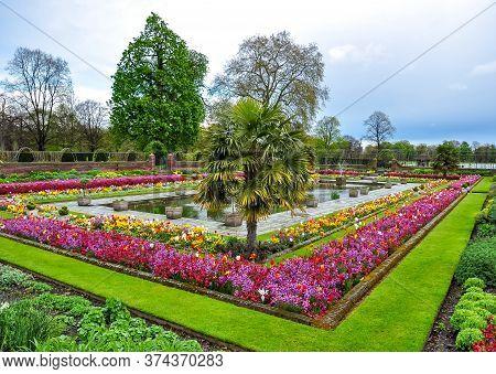 Kensington Palace And Gardens, London, United Kingdom