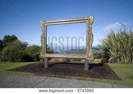 Waitakere Ranges Framed