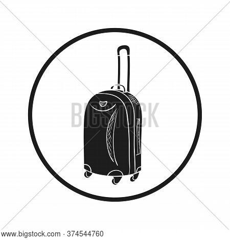 Suitcase Icon. Travel Suitcase. Suitcase Icon Illustration. Suitcase Icon Vector. Eps10. Suitcase Ic