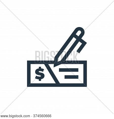mortgage icon isolated on white background from real estate collection. mortgage icon trendy and mod