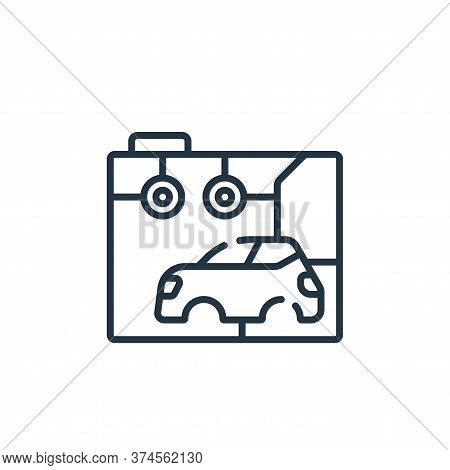 plastic icon isolated on white background from free time collection. plastic icon trendy and modern