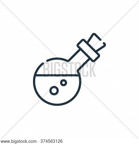 potion icon isolated on white background from videogame collection. potion icon trendy and modern po
