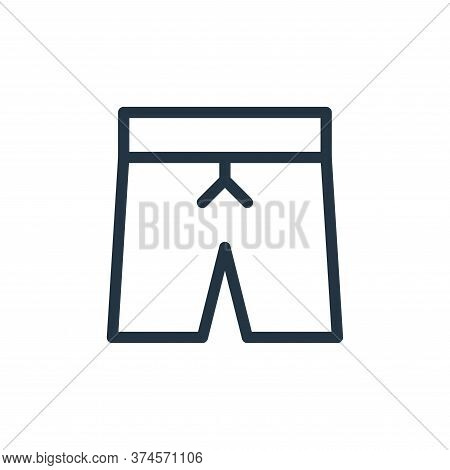 pants icon isolated on white background from holiday collection. pants icon trendy and modern pants