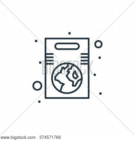 ecology icon isolated on white background from earth day collection. ecology icon trendy and modern