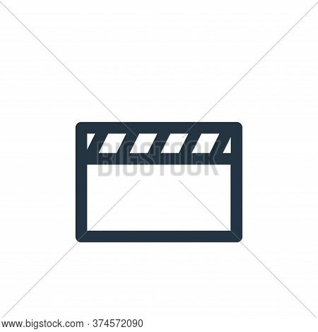 video icon isolated on white background from multimedia collection. video icon trendy and modern vid