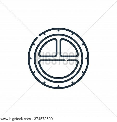 plastic icon isolated on white background from plastic products collection. plastic icon trendy and