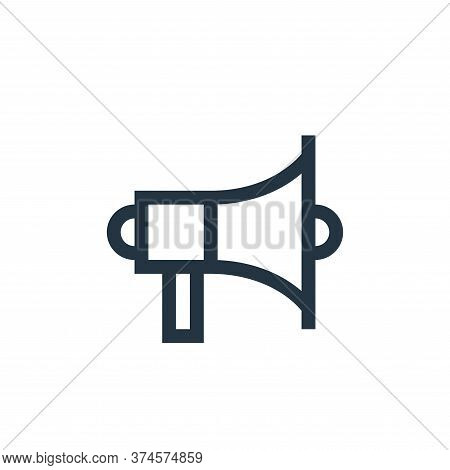propaganda icon isolated on white background from news collection. propaganda icon trendy and modern