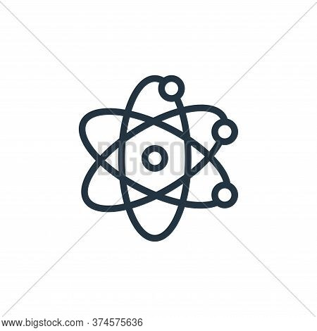 science icon isolated on white background from hobbies collection. science icon trendy and modern sc