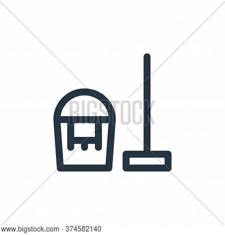 cleaning icon isolated on white background from labour day collection. cleaning icon trendy and mode