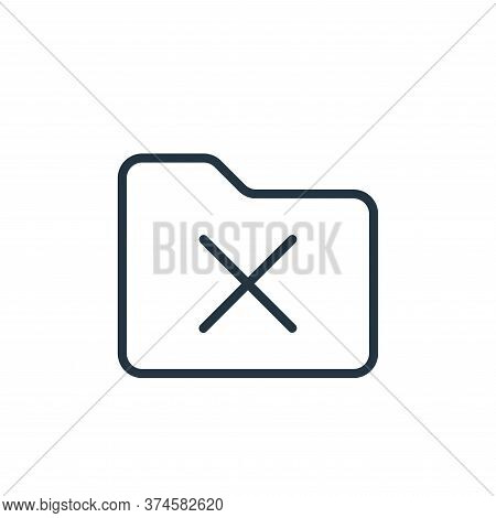 cross icon isolated on white background from folder collection. cross icon trendy and modern cross s