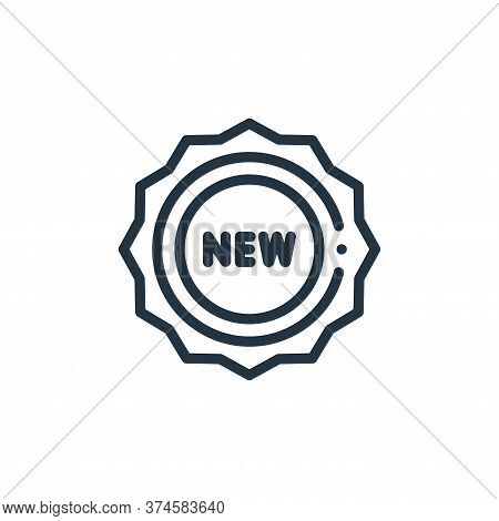 new icon isolated on white background from online shopping collection. new icon trendy and modern ne