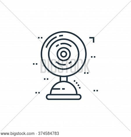 table fan icon isolated on white background from technology devices collection. table fan icon trend