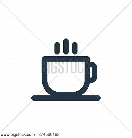 hot drink icon isolated on white background from holiday collection. hot drink icon trendy and moder