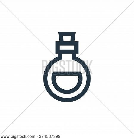 love potion icon isolated on white background from video game elements collection. love potion icon