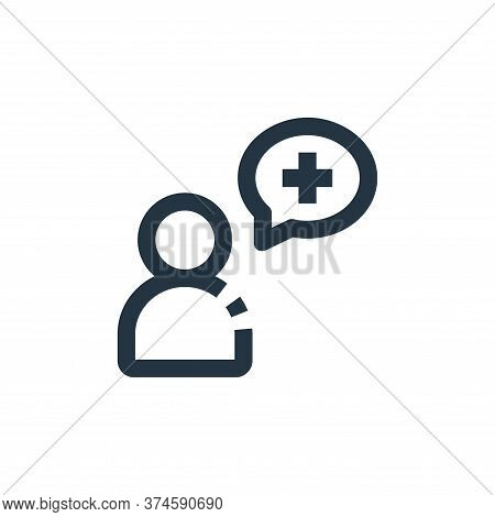 medical support icon isolated on white background from medical collection. medical support icon tren