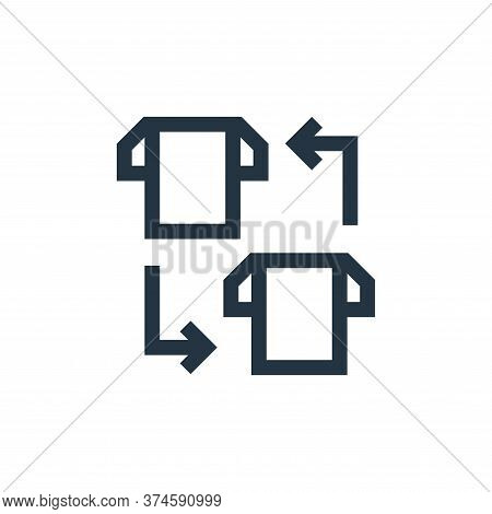 football icon isolated on white background from soccer collection. football icon trendy and modern f
