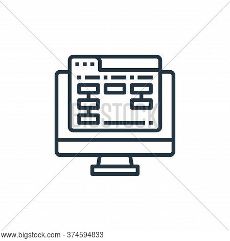 multitasking icon isolated on white background from work from home collection. multitasking icon tre