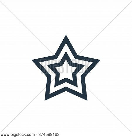 star icon isolated on white background from video game elements collection. star icon trendy and mod